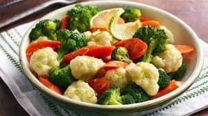 Как можно похудеть на вареных овощах
