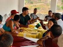 Em Dona Inês, Filho de Luiz José organiza primeiras ações para eleições 2020