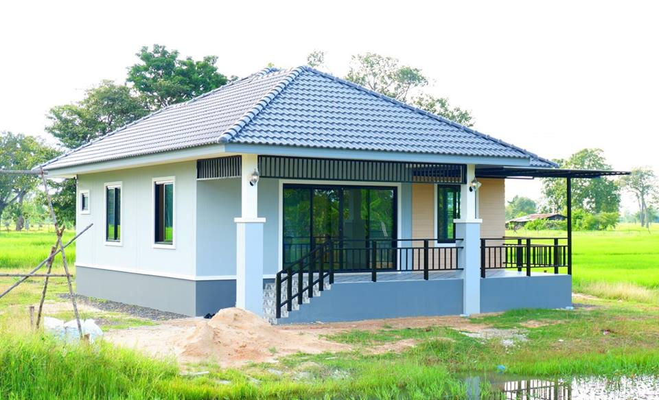 6 Beautiful And Small Houses Ideas That Can Be Built On A