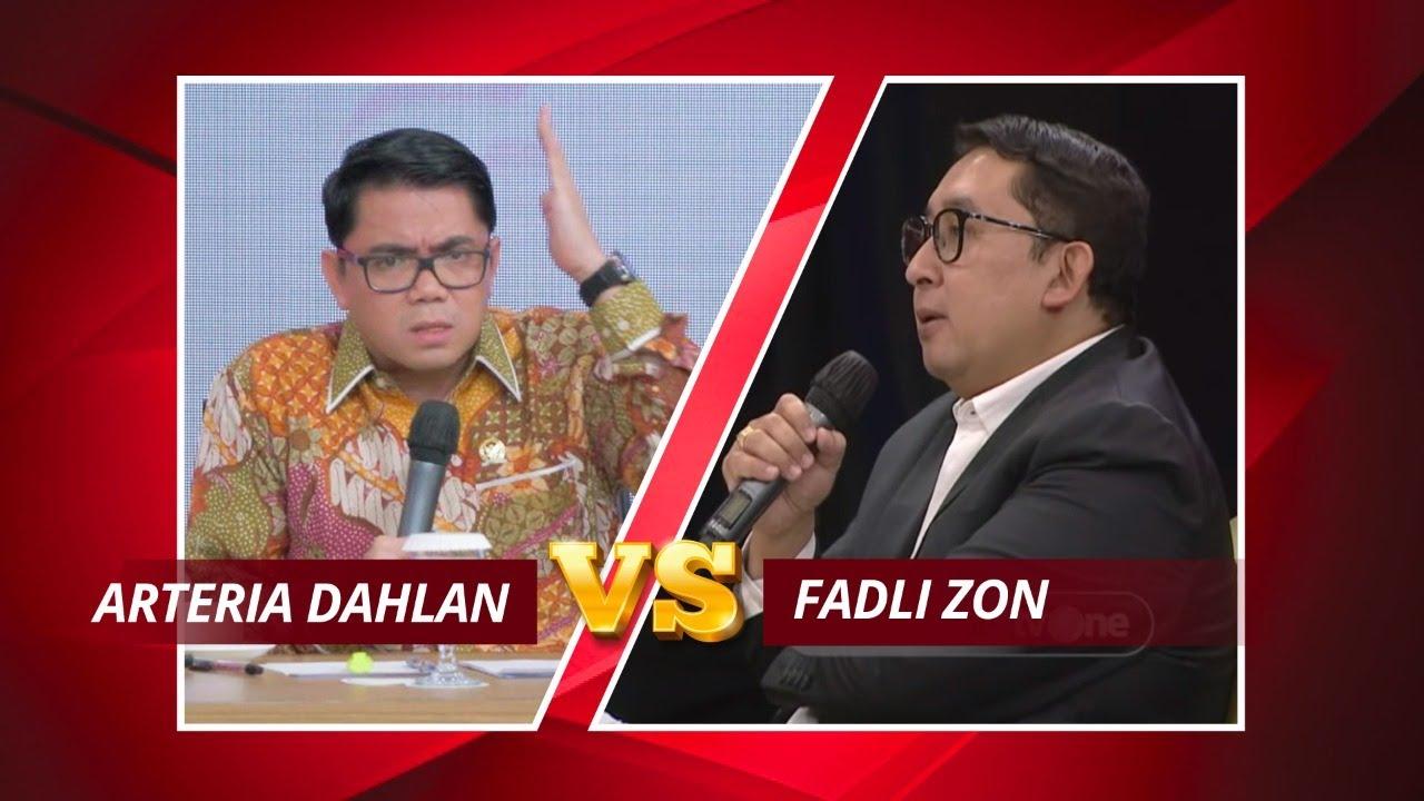 Debat Panas dengan Fadli Zon, Arteria Dahlan Malah Ngamuk: Anda Ini Waras Apa Tidak?