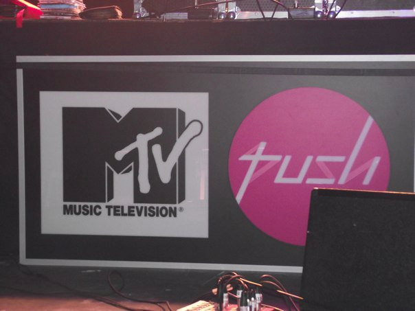 MTV Push x ck one Party Review
