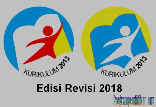 Perubahan Kurikulum 2013 Revisi Terbaru Tahun 2018/2019