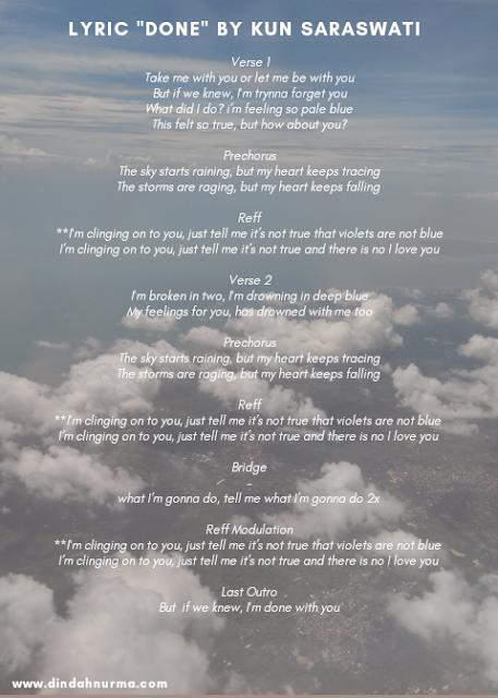 Lirik musik Kun Saraswati