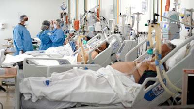 Angka Tertinggi Pasien Positif Covid-19 di Lampung, Bertambah 667 Orang