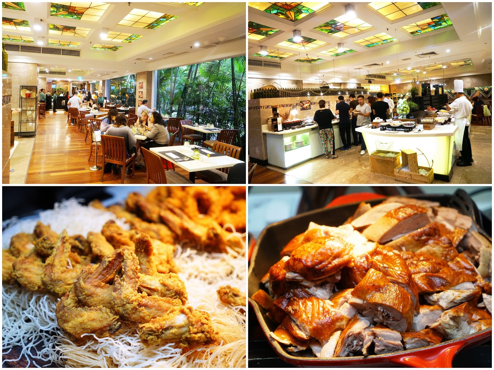 Review Buffet At Ginger Parkroyal On Beach Road: PinkyPiggu: Ultimate Crab Feast @ Plaza Brasserie