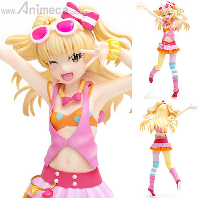 Figura Rika Jougasaki Decoration DreamTech THE IDOLM@STER Cinderella Girls
