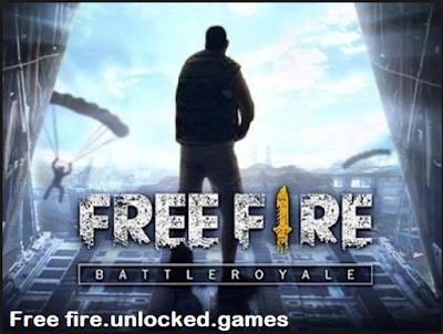 Cara Dapat Diamond Free fire Gratis dengan free fire.unlocked.games
