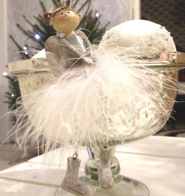 joulukoiste, enkeli