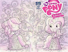 MLP Friends Forever #1 Comic Cover Double Variant
