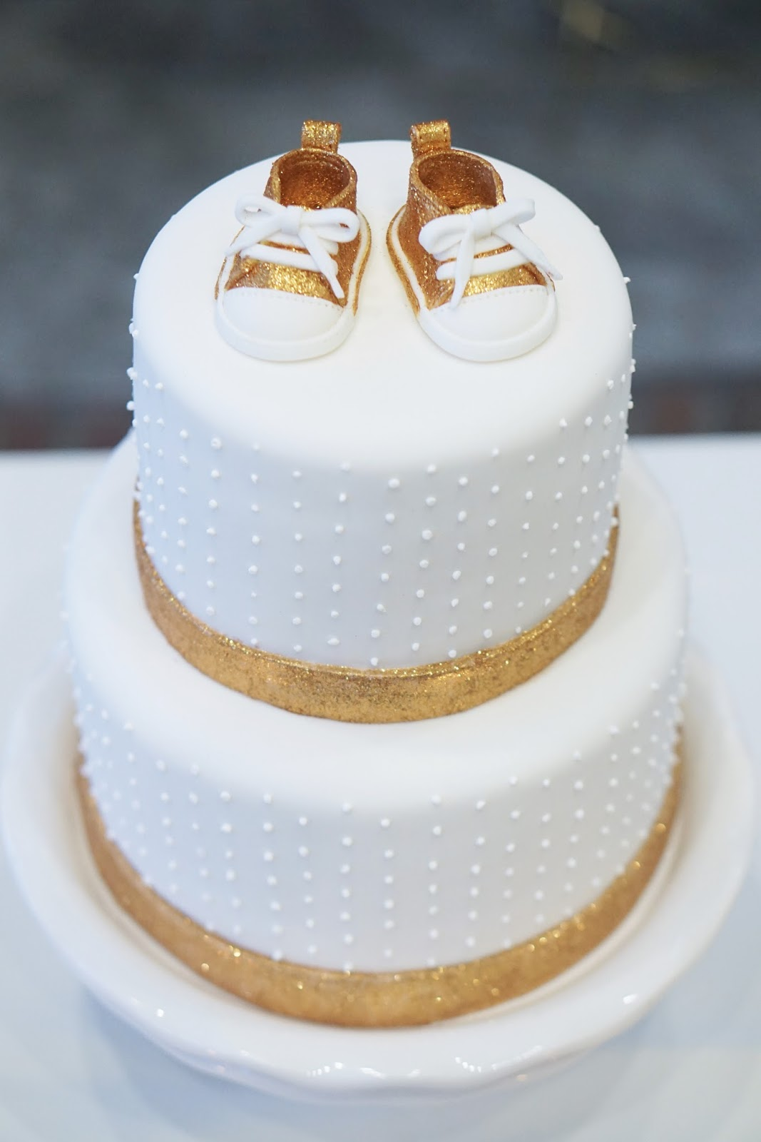 eve 39 s fika baby shower cake