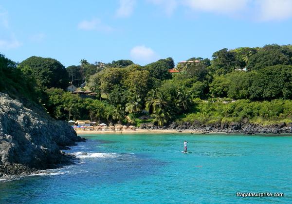 Barracas da Praia do Cachorro, Fernando de Noronha