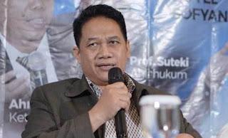 Prof Suteki: Secara Hukum, RUU HIP Itu Bentuk Makar Terhadap Dasar Negara