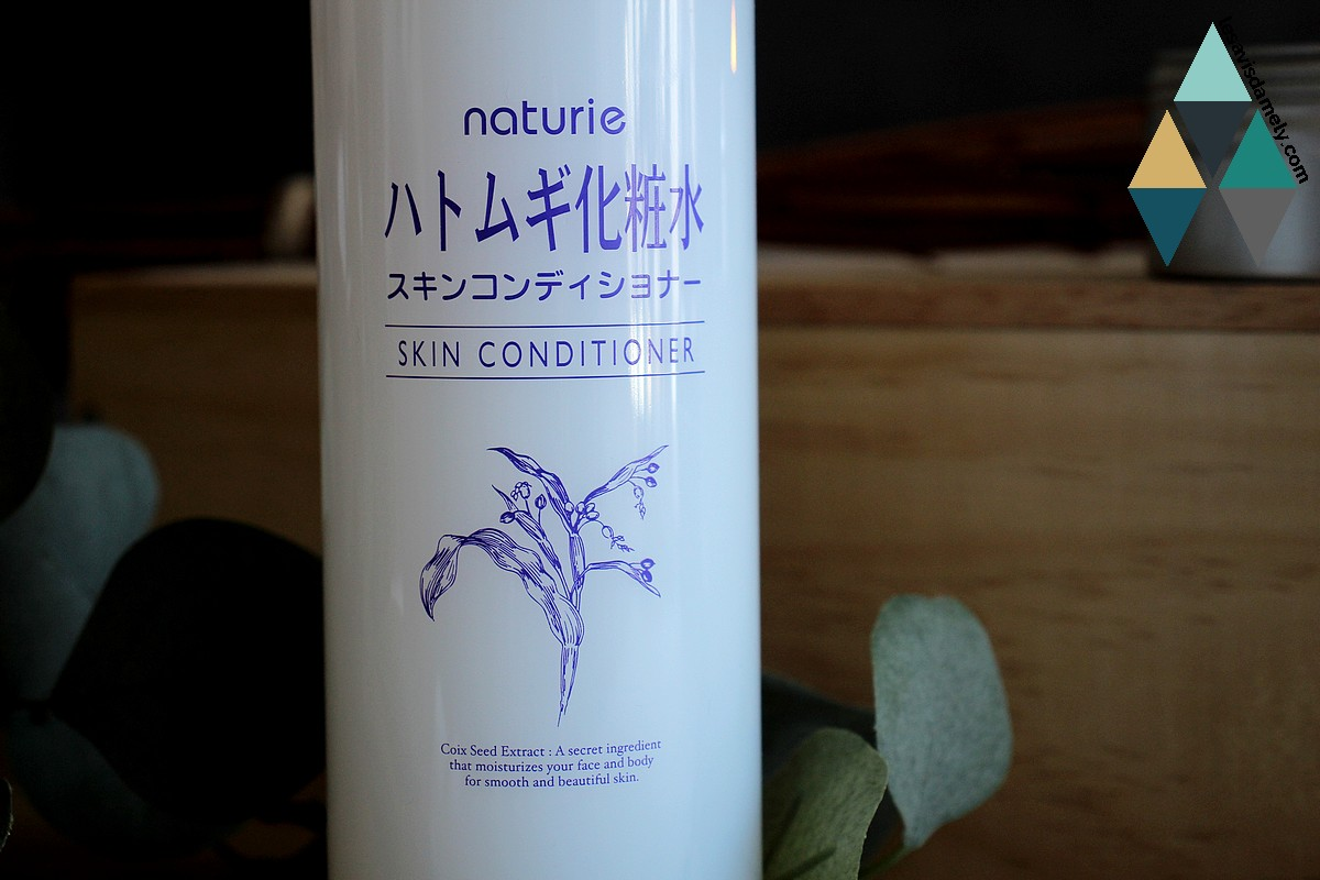 revue beauté skin conditioner naturie essence concentrée japan