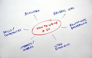 6 Cara Mudah Membuat CV Yang Bagus Agar Dilirik Perusahaan