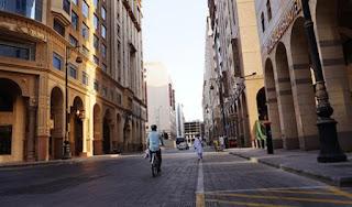 صور شوارع المسجد النبوي بالمدينة