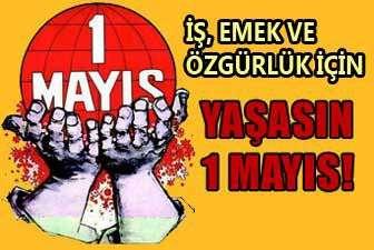 Türkiye 1 Mayıs Marşı Şiiri