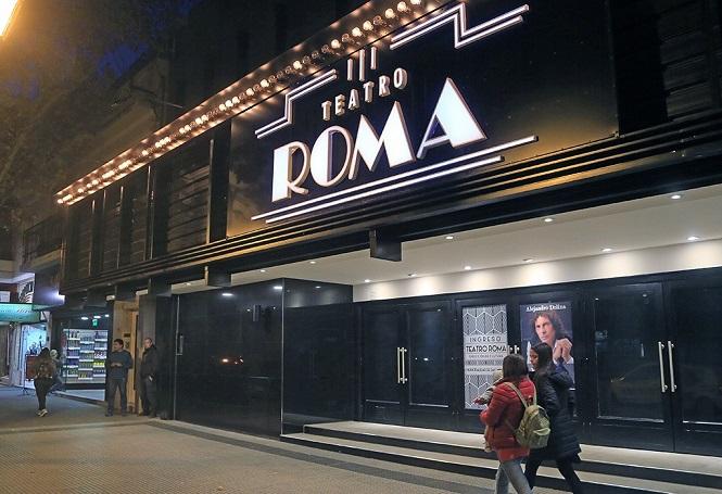 El Teatro Roma reabre sus puertas