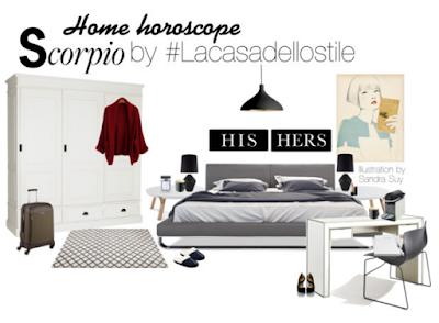 Home decor oroscopo 2016 la casa dello stile - Scorpione e capricorno a letto ...