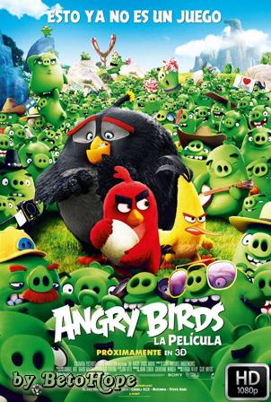 Angry Birds, La Pelicula [2016] [Latino-Ingles] HD 1080P [Google Drive] GloboTV