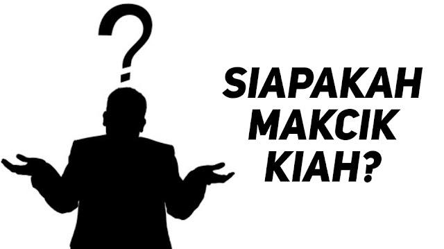 'Makcik Kiah' Kini Trending. Siapakah Makcik Ini?