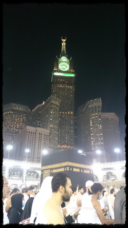 Lalalaland Umrah Ramadan Masjidil Haram