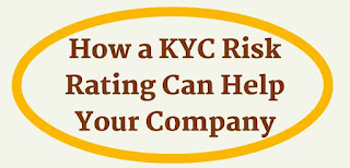 How a KYC Risk Rating Can Help Your Company