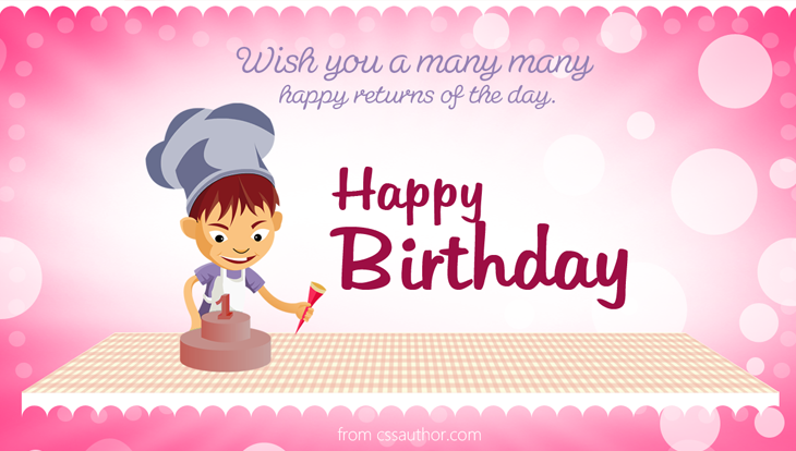 Download Free Birthday Cards gangcraftnet – Free Birthday Greetings Download