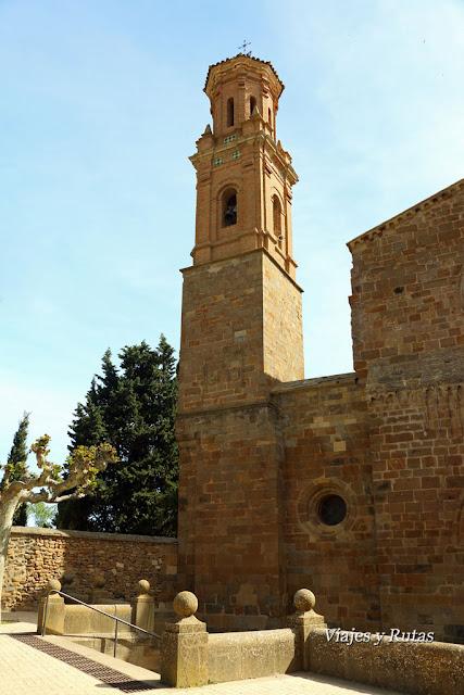 Iglesia abacial de Santa María de Veruela