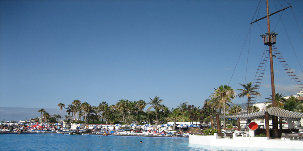 'La Isla del Barco', junto a la zona de Alisios