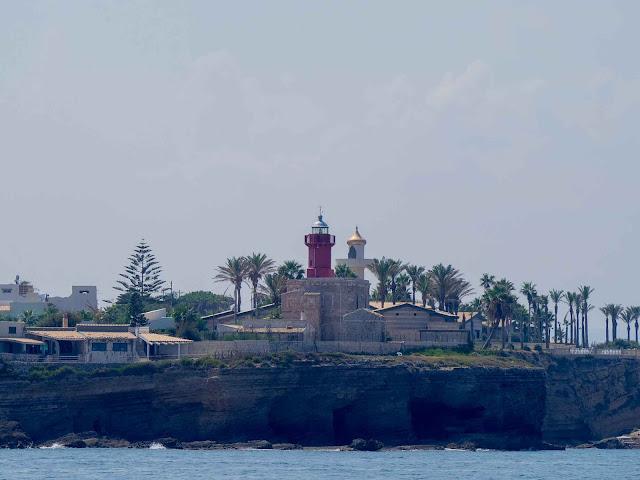 Siracusa - faro di Punta Castelluccio ©Valeriaderiso