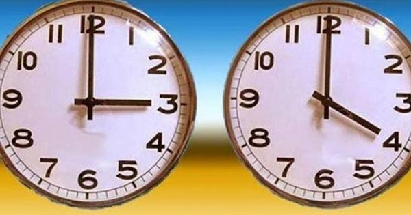 Αλλαγή ώρας: Τι θα ισχύσει φέτος -Πότε γίνεται…