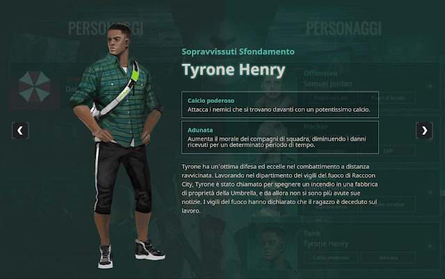 Tyrone Henry