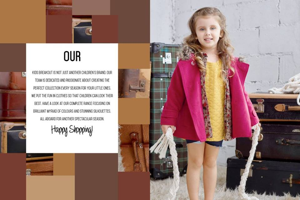 d3f725b2405e Latest Fall Winter Kids Collection 2016-2017 By Kids Breakout - She ...