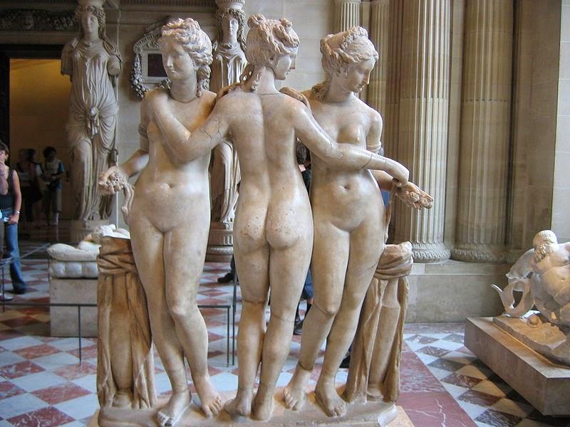 Жанр ню в скульптуре
