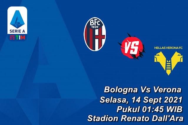 Prediksi Bologna Vs Hellas Verona