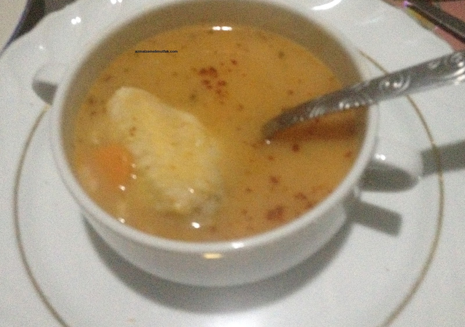 Miyane Çorbası