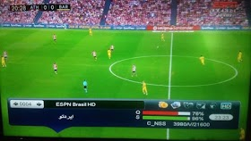 Watan TV HD Biss Key Working on Express AM6 at 53 0°East 2019