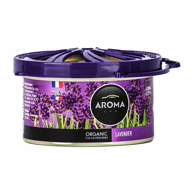 Sáp thơm ô tô Aroma Car Organic 40g - Lavender