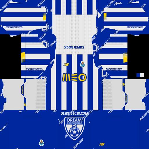 512x512 FC Porto Kits