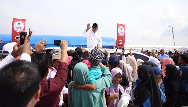 Masyarakat Aceh Mendambakan Prabowo-Sandiaga Pimpin Indonesia