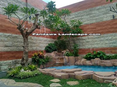 jasa tukang taman rumah di surabaya