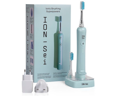 Review of the ION-Sei Toothbrush