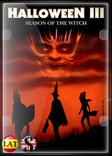 Halloween III: El Imperio de las Brujas (1982) FULL HD 1080P LATINO/INGLES