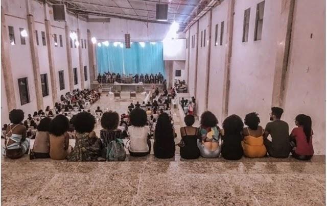 O caso aconteceu na Igreja Assembleia de Deus de Jacobina (BA)