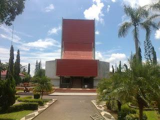 Museum Lambung Mangkurat di Banjarbaru