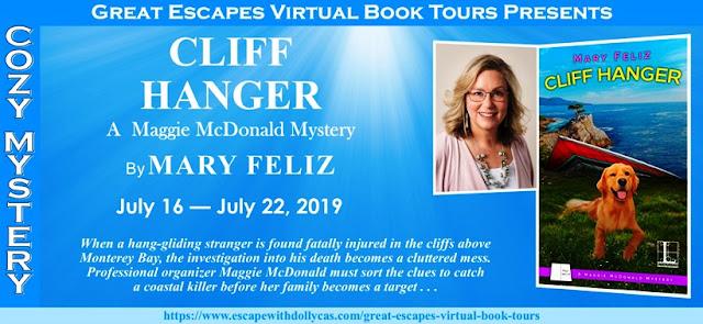 FEATURED AUTHOR: MARY FELIZ