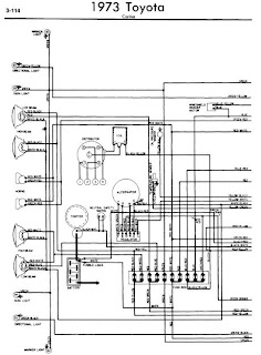 toyota carina 2 wiring diagram toyota carina e wiring diagram