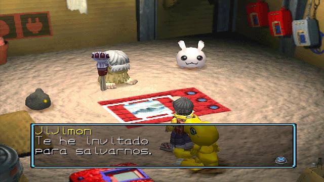 Digimon World - Captura 3