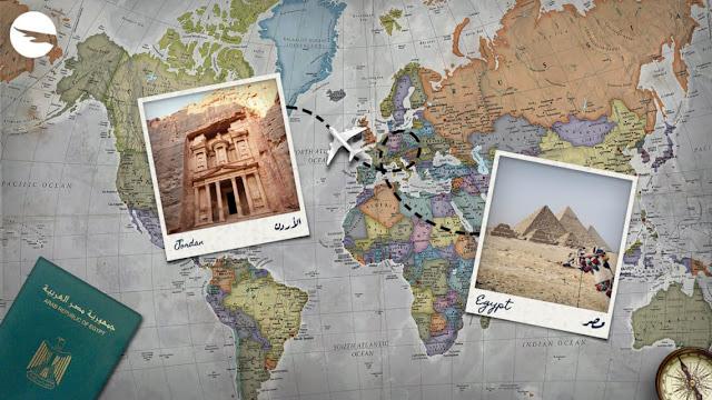 Dịch vụ làm visa Jordan
