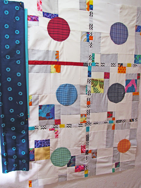 sewing in circles quilt sampler - marty mason
